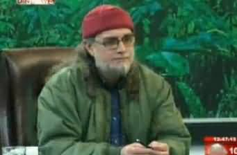 The Debate with Zaid Hamid on Din News