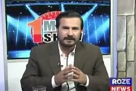 1 Man Show On Roze Tv (Comedy Show) REPEAT – 15th December 2017