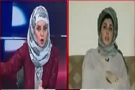 10 PM With Nadia Mirza (Ayesha Gulalai Ki Nai Uraan) – 18th August 2017