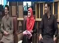 10 PM With Nadia Mirza (Camere Ke Peeche Ki Baatein) – 27th September 2015