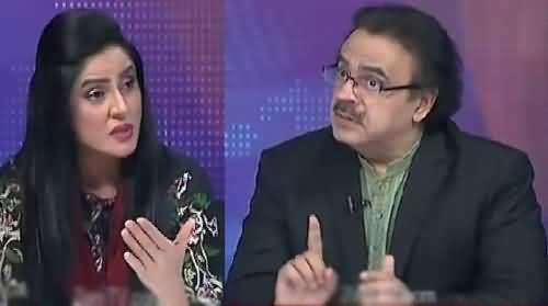 10 PM With Nadia Mirza (Dr. Shahid Masood Exclusive Interview) – 26th June 2016