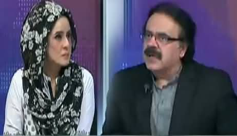 10 PM With Nadia Mirza (Dr. Shahid Masood Exclusive Interview) – 30 October 2016