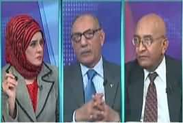10 PM With Nadia Mirza (Future of MQM) – 8th January 2017