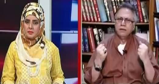 10 PM With Nadia Mirza (Hassan Nisar Exclusive Interview) – 15th April 2017