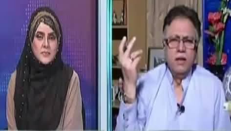 10 PM With Nadia Mirza (Hassan Nisar Exclusive Interview) – 4th September 2016