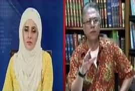 10 PM With Nadia Mirza (Hassan Nisar Exclusive Interview) – 8th July 2017