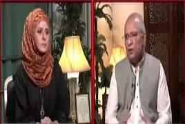 10 PM With Nadia Mirza (Mushahid Ullah Khan Exclusive) – 6th October 2017