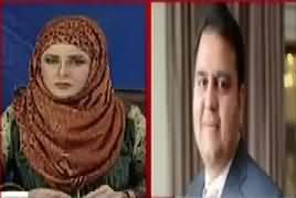 10 PM With Nadia Mirza (Nawaz, Nisar Relations) – 23rd July 2017