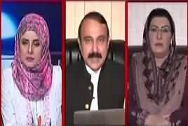 10 PM With Nadia Mirza (Nawaz Sharif Ke Sawalat) – 25th August 2017