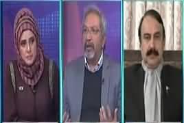 10 PM With Nadia Mirza (Panama Case: PMLN Ke Ilzamat) – 20th January 2017