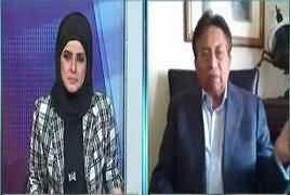 10 PM With Nadia Mirza (Pervez Musharraf Exclusive) – 19th February 2017