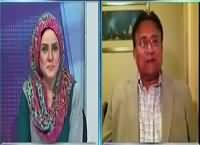 10 PM With Nadia Mirza (Pervez Musharraf Interview) – 4th December 2016