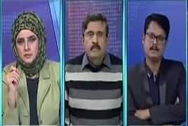 10 PM With Nadia Mirza (Three Years of Karachi Operation) – 14th January 2017