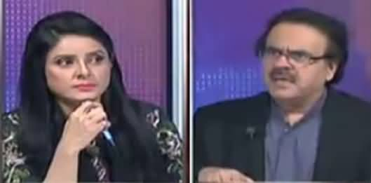 10PM With Nadia Mirza (Mullah Akhtar Mansoor Killed in Pakistan) – 22nd May 2016