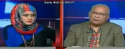 10PM With Nadia Mirza (Mushahid Ullah Khan Interview) - 22nd December 2017