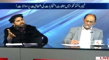 10PM With Nadia Mirza (Senate Election: What is Situation in KPK?) – 5th March 2015