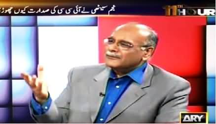 11 Hour with Waseem Badami (Najam Sethi Exclusive Interview) – 4th June 2015
