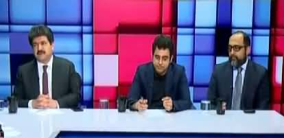 11th Hour (Hakumat Bamuqabla Mutahida Opposition) - 17th January 2019
