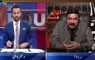 11th Hour (Sheikh Rasheed Ahmad Exclusive Interview) - 3rd January 2018