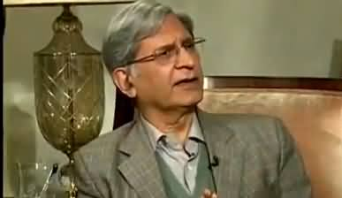 11th Hour (Aitzaz Ahsan Exclusive Interview) - 4th January 2018