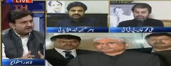 11th Hour (Asif Zardari Ki Fazal ur Rehman Se Mulaqat) - 22nd October 2018