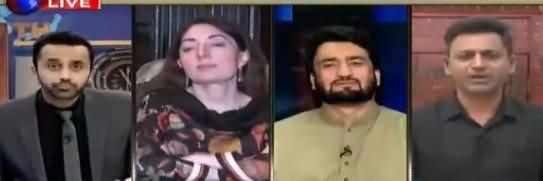 11th Hour (Asif Zardari Vs Nawaz Sharif) - 4th April 2018
