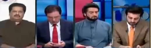 11th Hour (Chairman NAB Vs Nawaz Sharif) - 10th May 2018