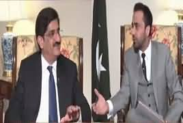 11th Hour (CM Sindh Murad Ali Shah Exclusive) – 16th January 2017