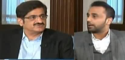11th Hour (CM Sindh Murad Ali Shah Exclusive Interview) - 22nd January 2019