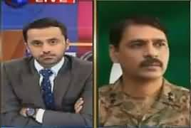 11th Hour (DG ISPR Maj. General Asif Ghafoor Exclusive) – 31st January 2017