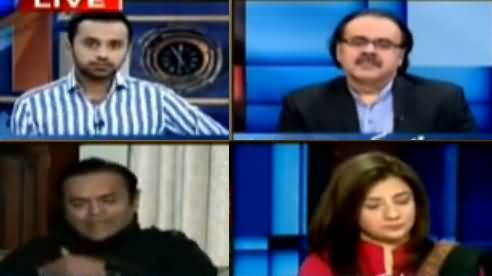 11th Hour (Dr. Shahid Masood's Revelations) - 25th January 2018