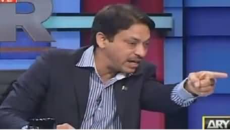 11th Hour (Faisal Raza Abidi Exclusive Interview) – 28th December 2015