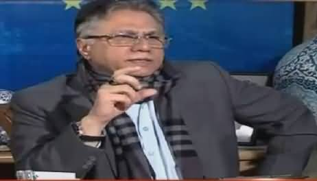 11th Hour (Hassan Nisar Exclusive Interview) – 4th January 2016