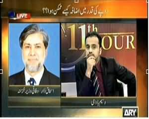 11th Hour (How Rupee Rate Increased Against Dollar?) – 11th March 2014