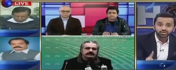 11th Hour (Imran Khans' Right Hand Aleem Khan Arrested) - 7th February 2019