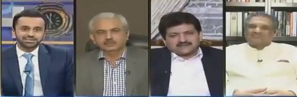 11th Hour (Mein Pakistan Ko Mushkil Waqt Se Nikalon Ga - Imran Khan) - 10th October 2018