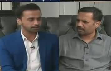 11th Hour (Mustafa Kamal Exclusive Interview) - 13th November 2017