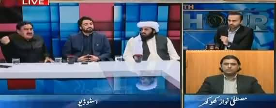 11th Hour (NA-4 By Election, PTI Wins) - 26th October 2017
