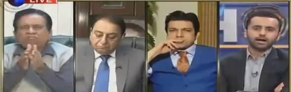 11th Hour (Nawaz Sharif Case Hearing in SC) - 6th November 2018