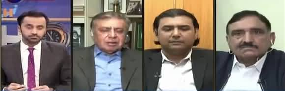 11th Hour (Nawaz Sharif Ki NAB Court Mein Paishi) - 22nd November 2017
