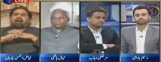 11th Hour (Naye Pakistan Ka Naya Budget) - 3rd October 2018