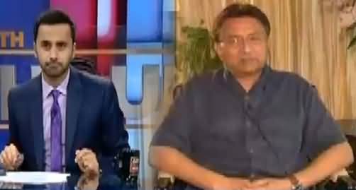 11th Hour (Pervez Musharraf Exclusive Interview) – 16th August 2016