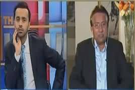 11th Hour (Pervez Musharraf Exclusive Interview) – 21st February 2017