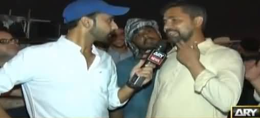 11th Hour (Public Views From NA-243 Karachi) - 21st June 2018