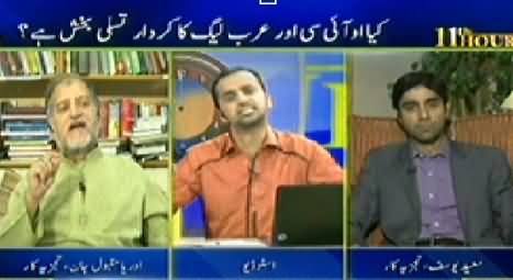 11th Hour REPEAT (Attack on Gaza and Role of Muslim Countries) - 22nd July 2014