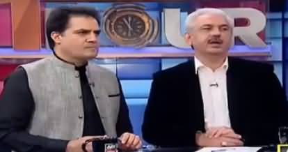11th Hour (Shahbaz Sharif Candidate For PM-ship) - 21st December 2017