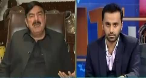 11th Hour (Sheikh Rasheed Ahmad Exclusive Interview) – 14th April 2016