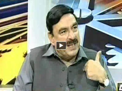 11th Hour (Sheikh Rasheed Ahmad Exclusive Interview) - 22nd April 2014