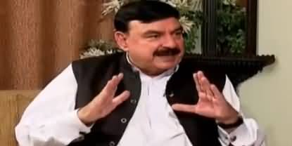 11th Hour (Sheikh Rasheed Ahmad Exclusive Interview) - 23rd April 2018