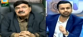 11th Hour (Sheikh Rasheed Ahmad Exclusive Interview) - 9th April 2020